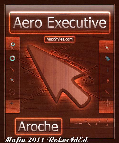 Aero Executive Cursor Pack