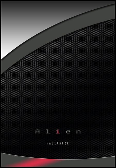Alien Blue Edition Wallpaper