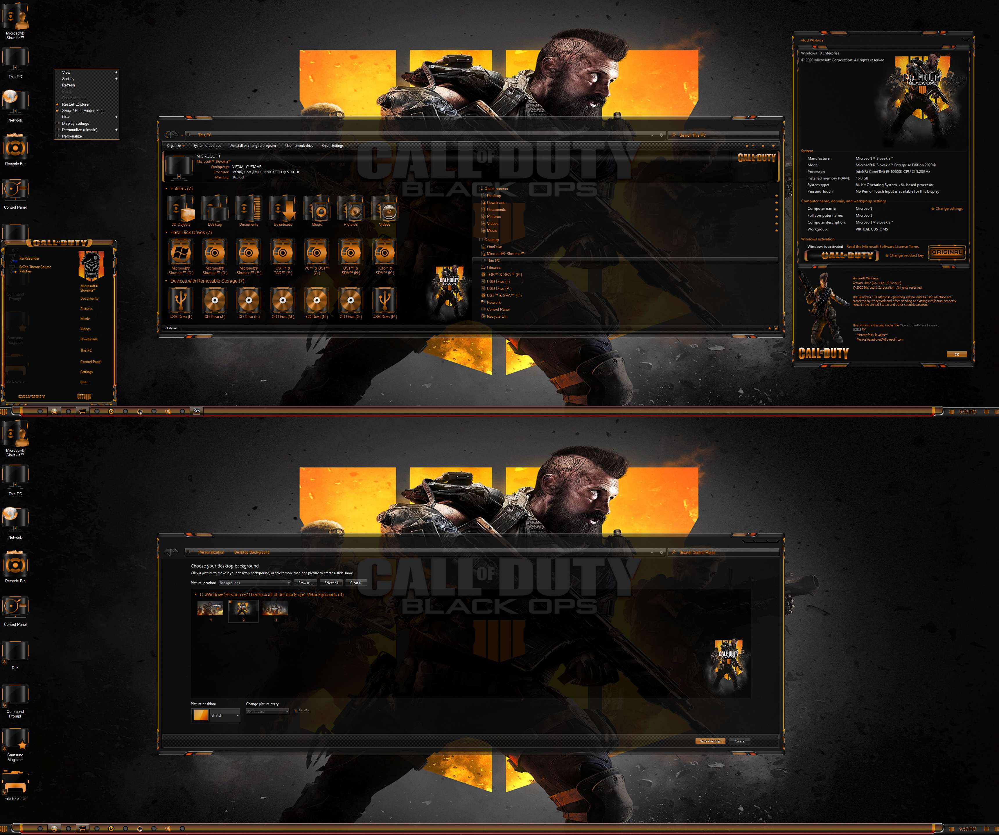 Call of Duty Black Ops 4 for Windows 10 Build 1903-21h2