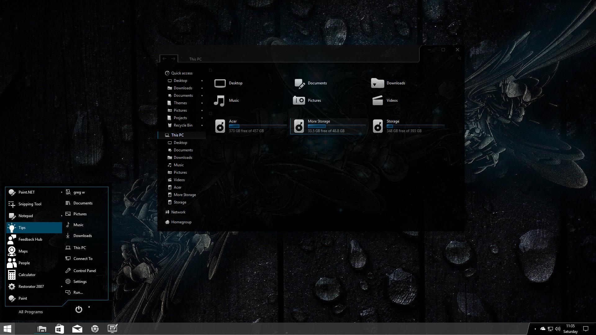 DMG-SiB for Windows 10 Build 1903-21h2