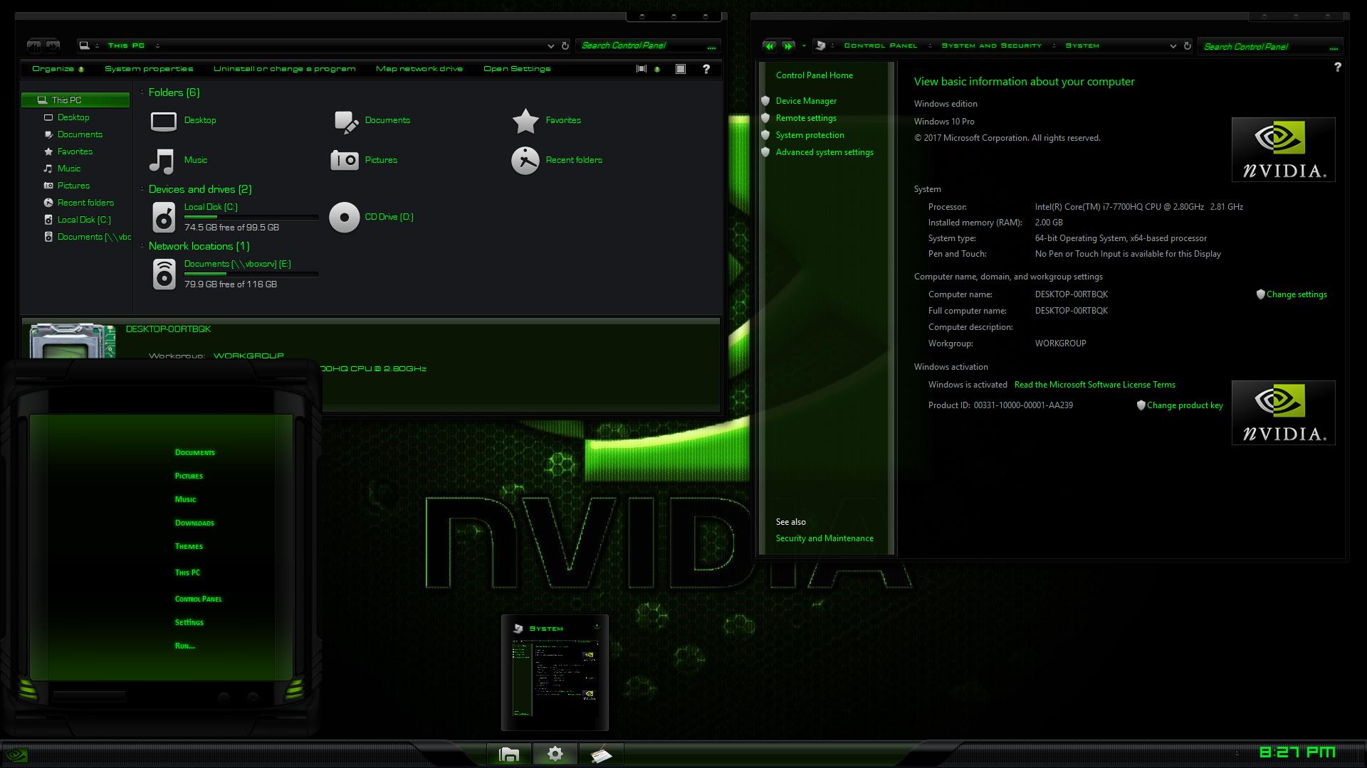 Nvidia for Windows 10 Build 1903-1909