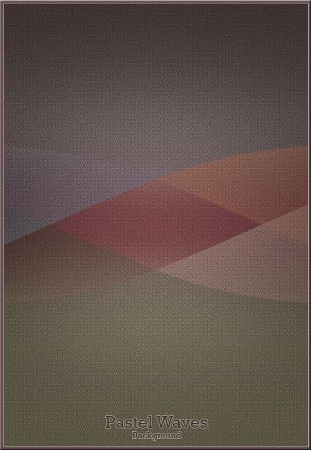 Pastel Waves Wallpaper