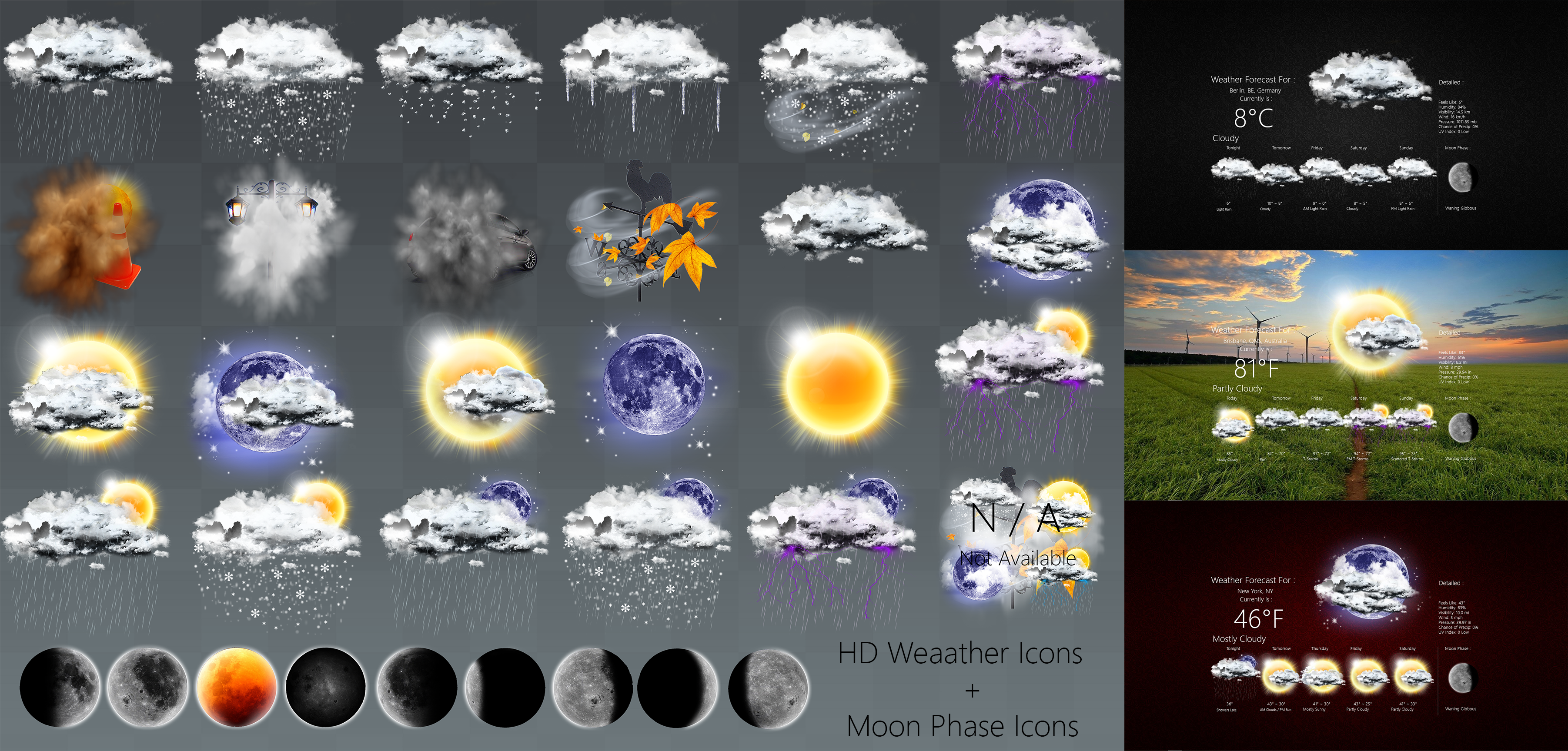 Realistic Weather Forecast 3