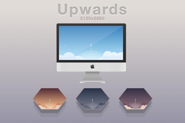 Upwards-edit Wallpapers